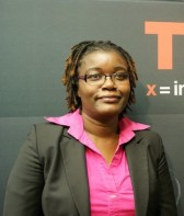 At the TEDx on Women in Agriculture -Washingto DC