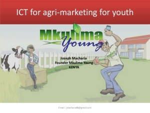 Mkulima Young